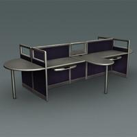 Modern Design Office Table