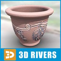 max planter flowerpot