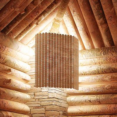interior wood lamp max free