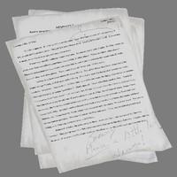 maya paper pile