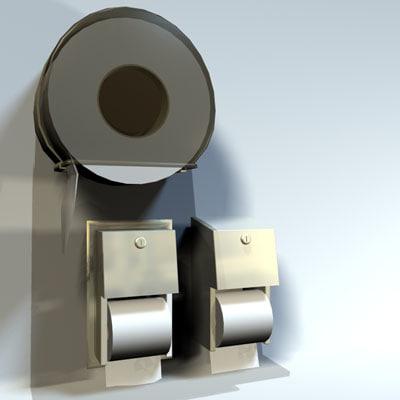 maya toilet paper holder 01