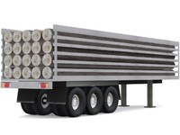 max treebole truck trailer