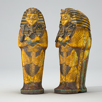 Tut Ench Amun Sarcophagus