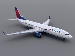 aircraft delta max