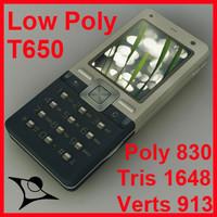 t650 sony ericsson 3d max