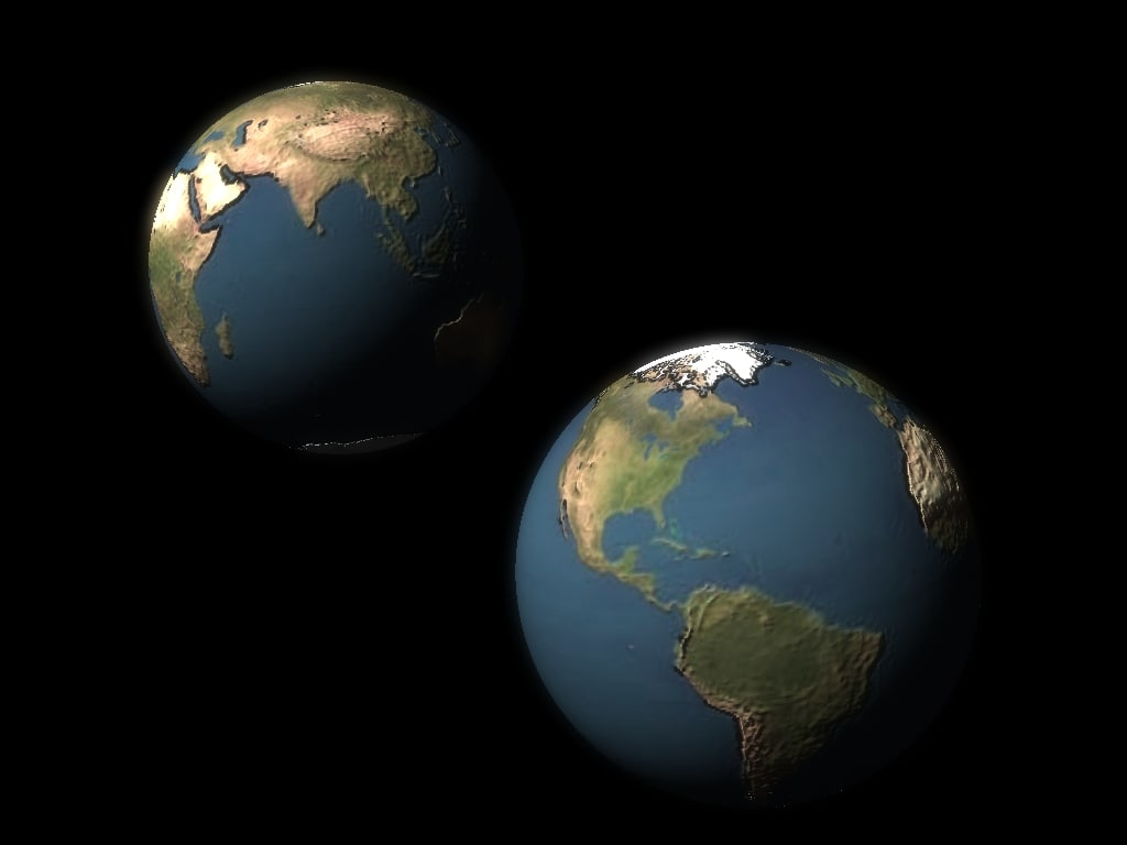 solar planet sun 3d model