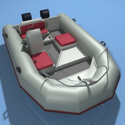 maya motor boat