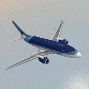 3ds b 737-500 estonian air