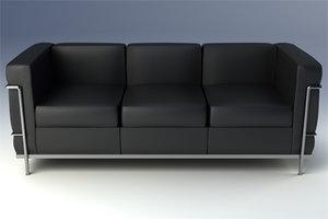 max lc2 sofa