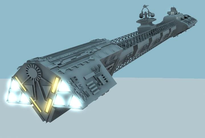 lightwave freighter mineral