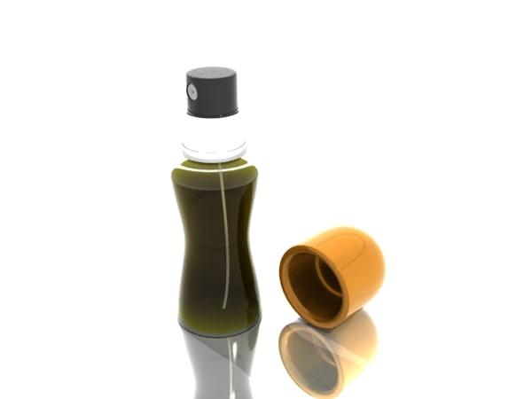 parfume bottle 3d model