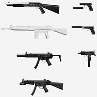 6 weapons pack