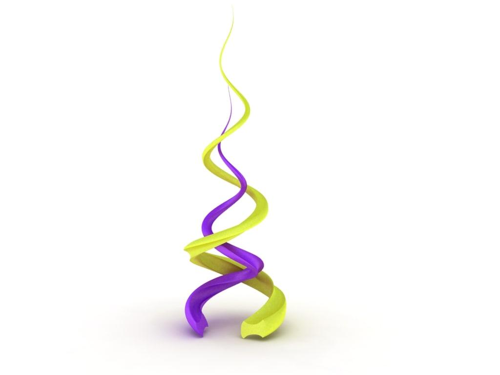 tentacles 3d model