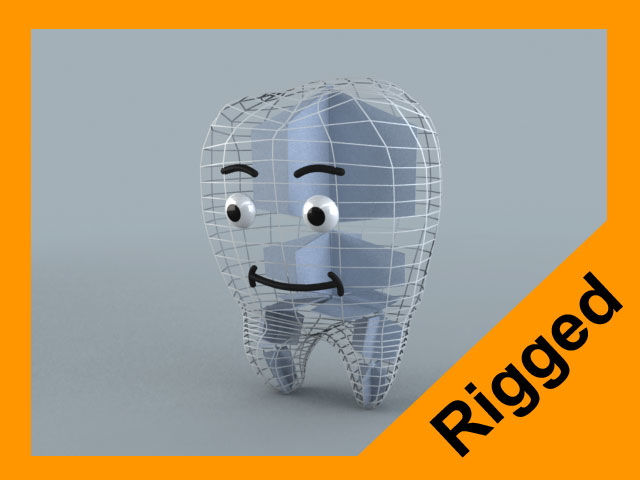 free max model simple character