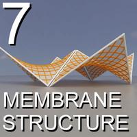 7 membrane structure max