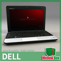 dell inspiron mini notebook 3d model