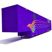 lightwave transport trailer