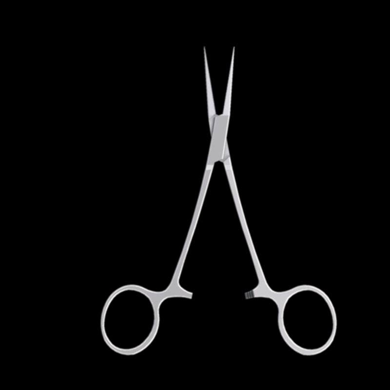 3d medium hemostats model