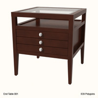 End Table 001