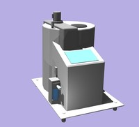mixing tank 3d 3ds