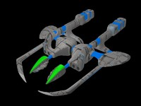 Spaceship 8