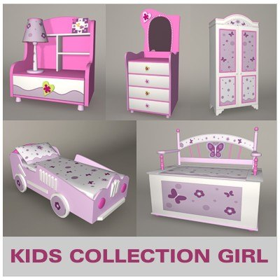 furniture for little girls