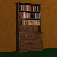 FR Bookcase