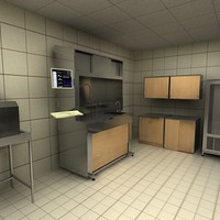 3d medical science lab