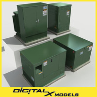 rooftop Electric Box Pack