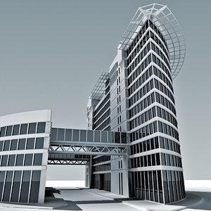 max definition building