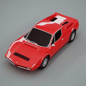 3ds max car sport