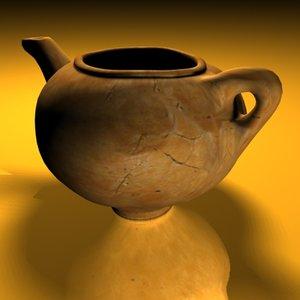 anatolian earthenware pot max