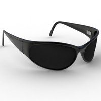 3d model sun sunglasses´s