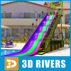 super slide ride 3d 3ds