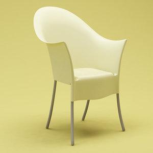 3d lord yo chair philippe model