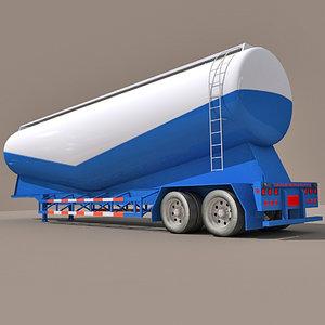 dwg semi truck