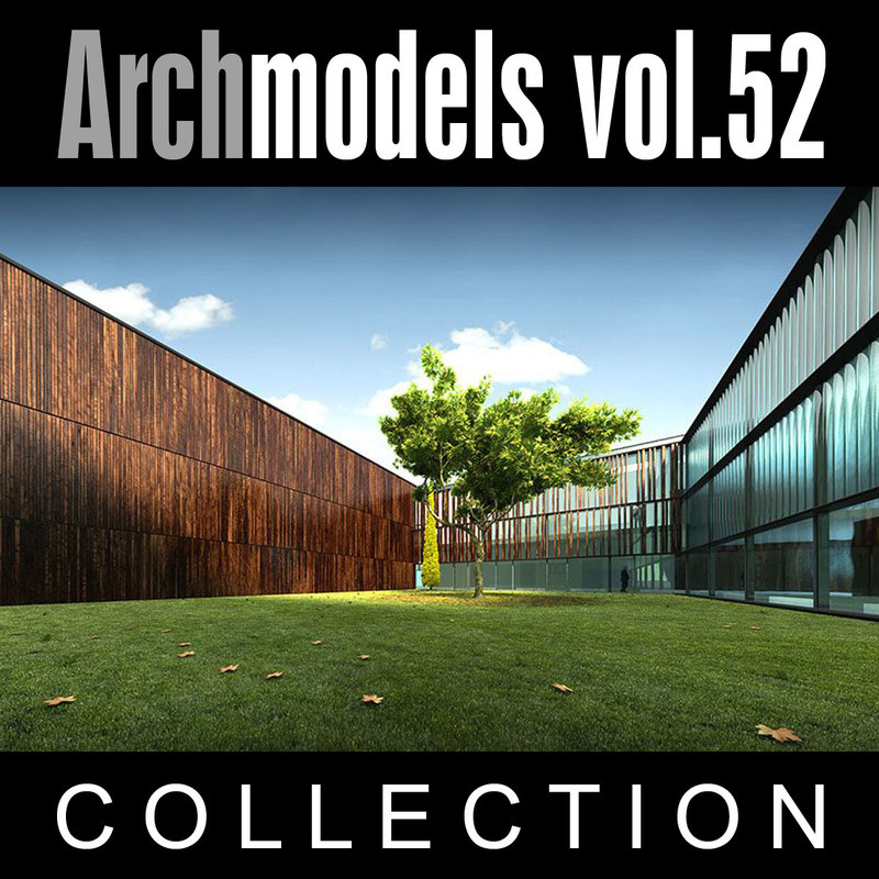 max 52 archmodels vol