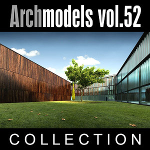 max 52 archmodels vol