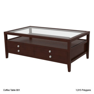 3d coffee table 001