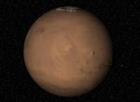 planet mars c4d