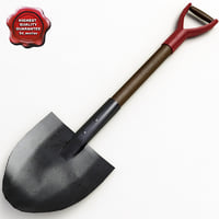 3ds max shovel tool