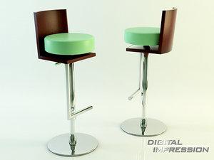 place chair obj