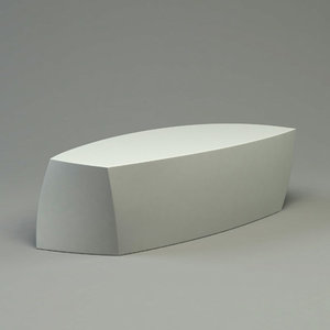 frank gehry bench c4d
