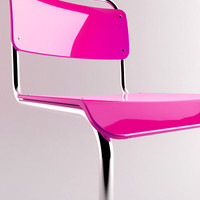 3d model gispen101 design chair