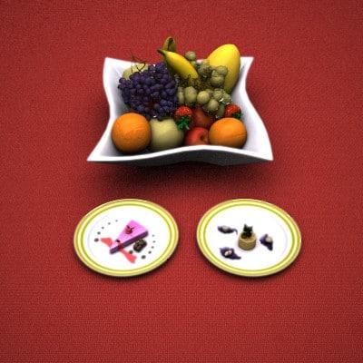 maya fruit desserts