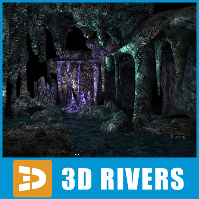 underwater caves 3ds
