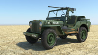 Jeep Willys MB HighRes
