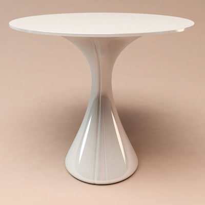 3d model kissi table