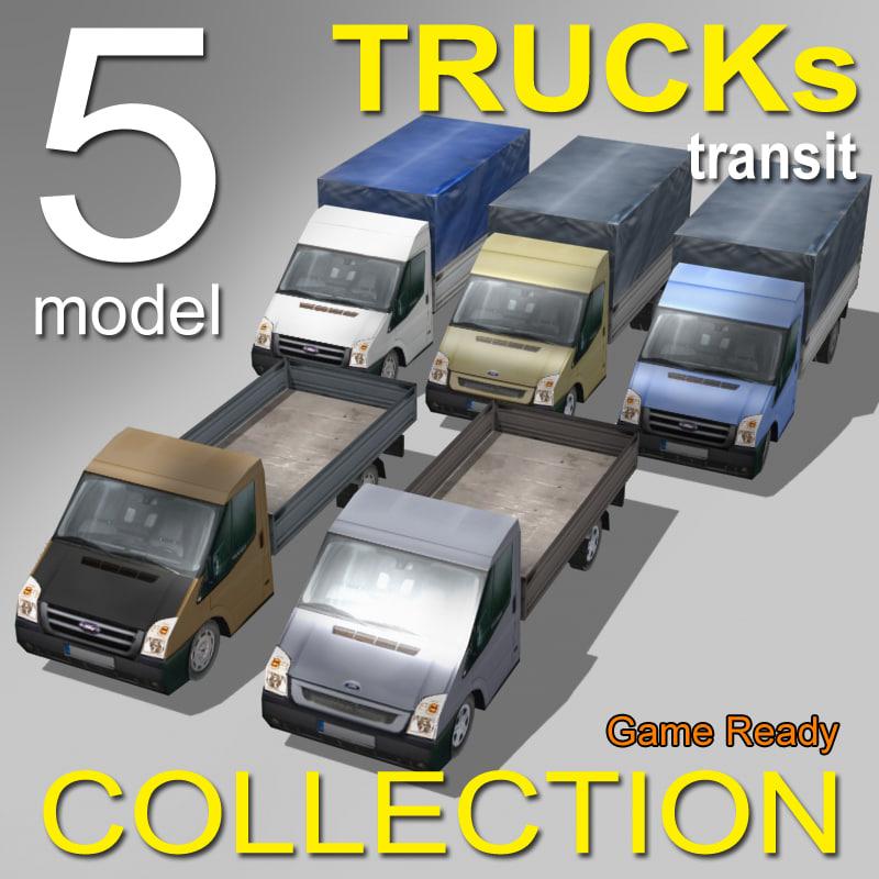 max 5 truck