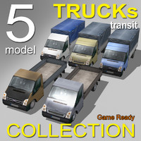 Truck Mini Collection 5 Model
